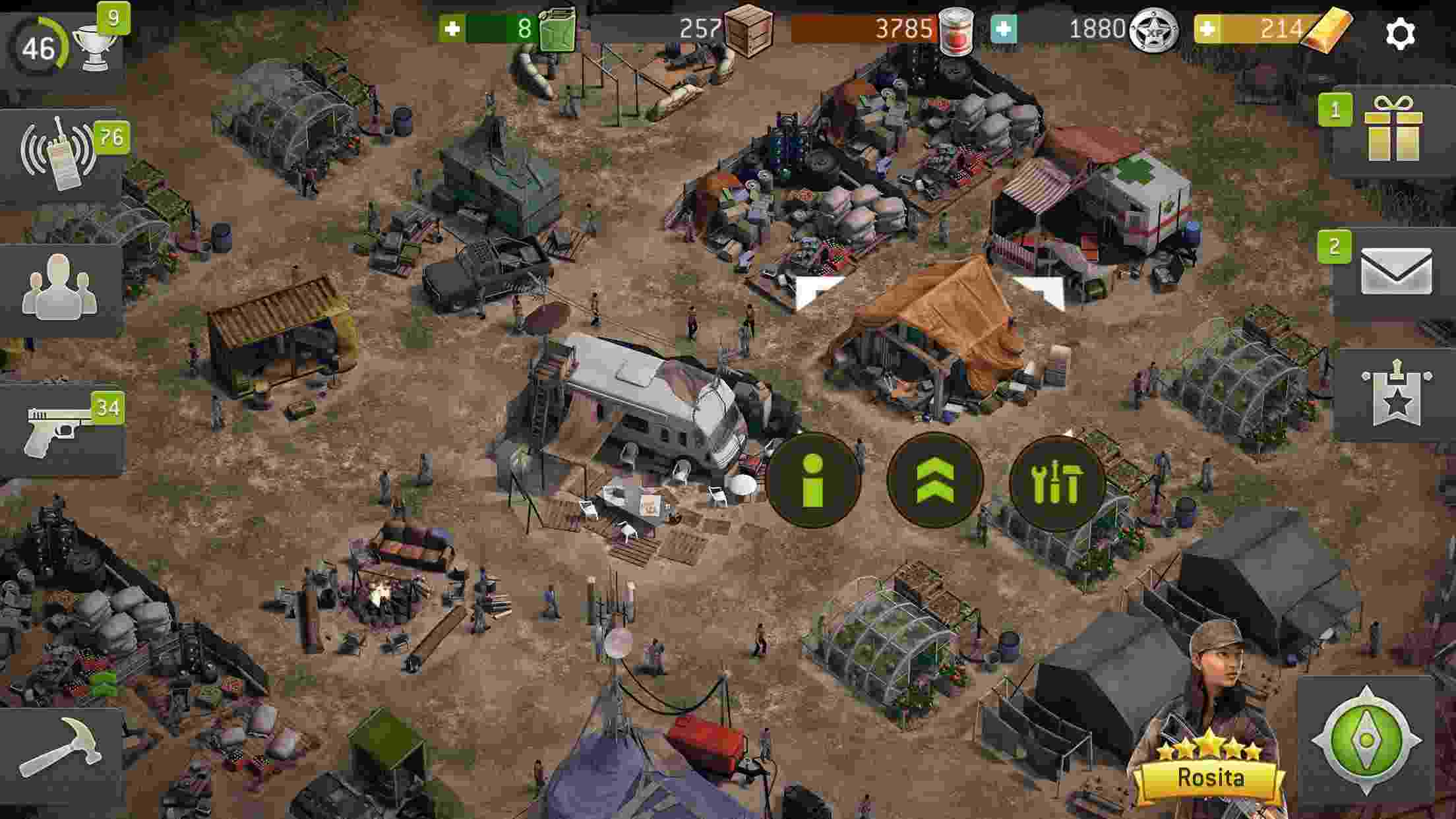 Game The Walking Dead No Man's Land Mod