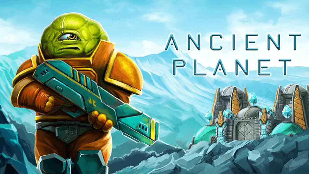 Ancient Planet Tower Defense Offline mod icon