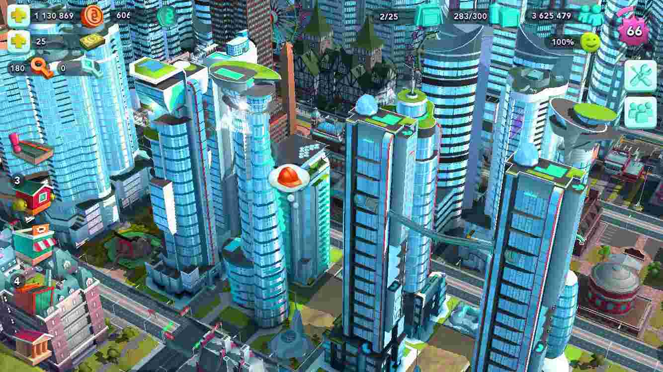 game SimCity BuildIt mod