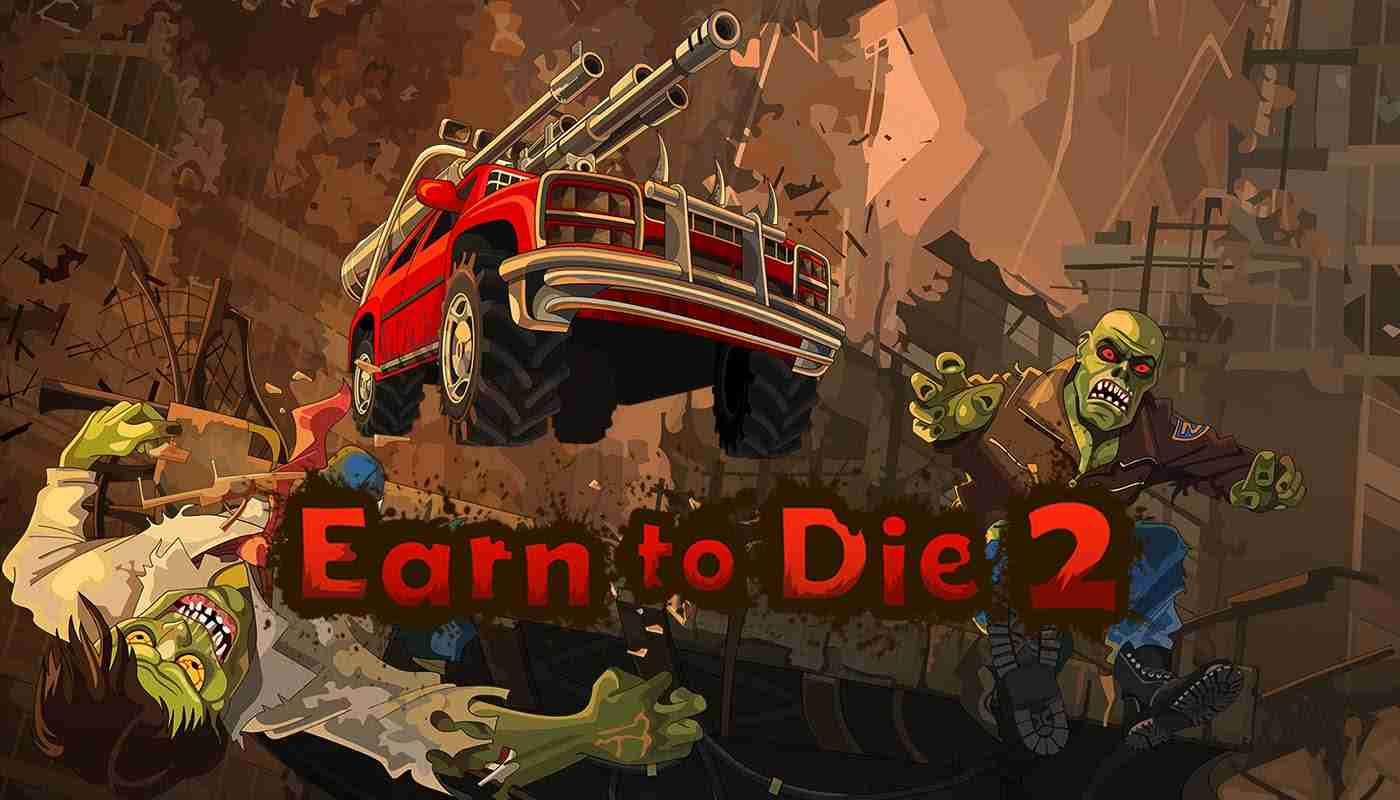 Earn to Die 2 Modd icon