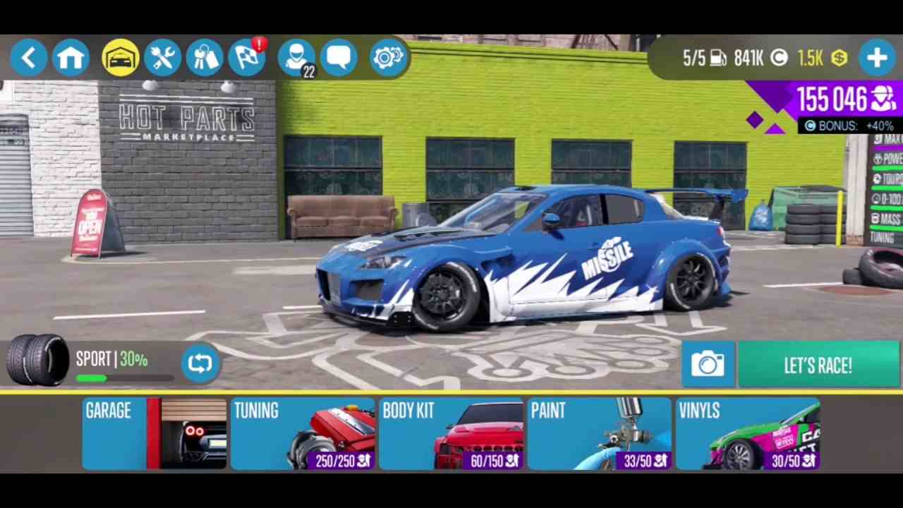 Game CarX Drift Racing 2 Mod