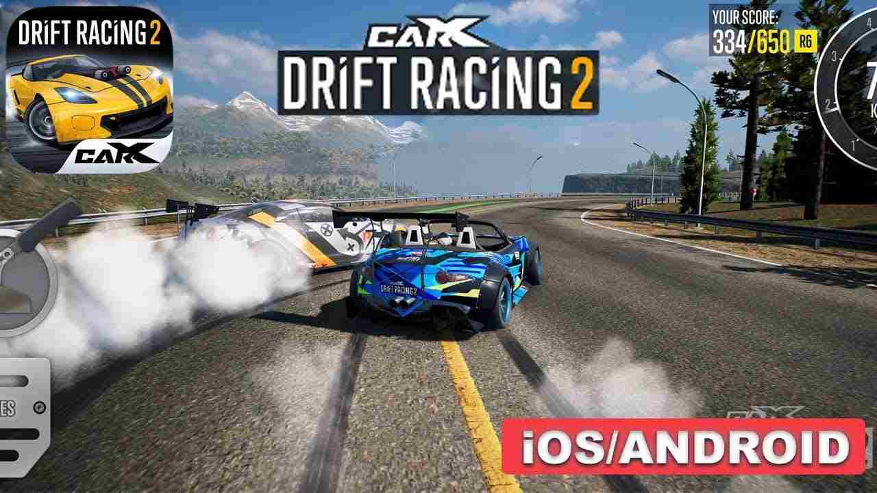 CarX Drift Racing 2 Mod