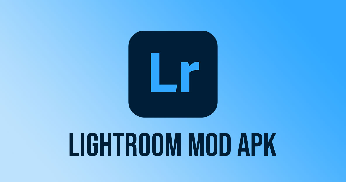 Adobe Lightroom Mod icon