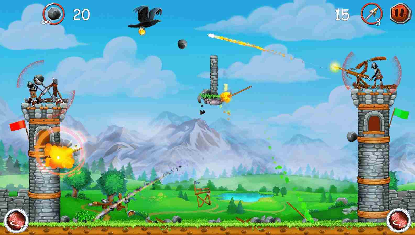 The Catapult 2 game mod