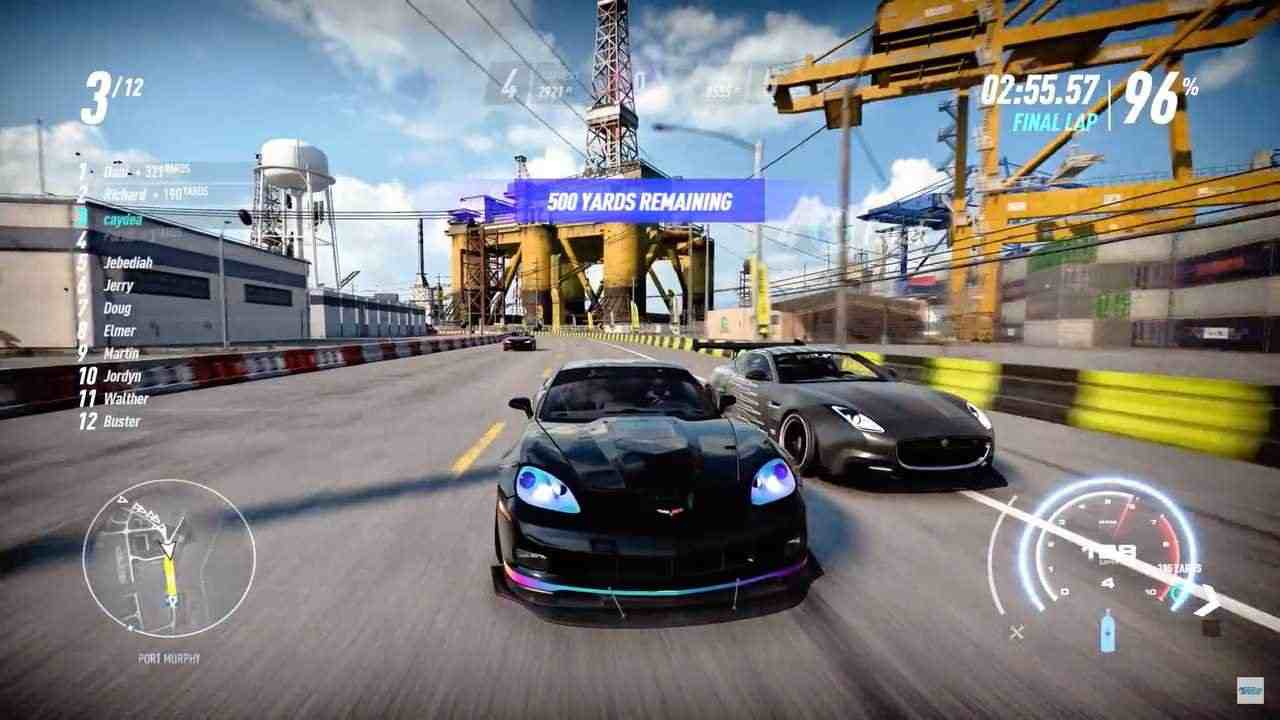 Game Need for Speed™ Most Wanted mod hack