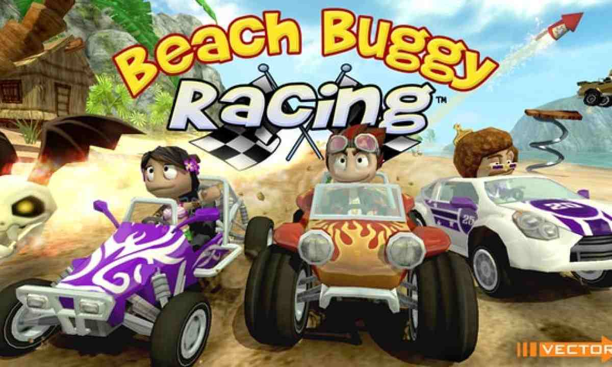 Beach Buggy Racing mod icon