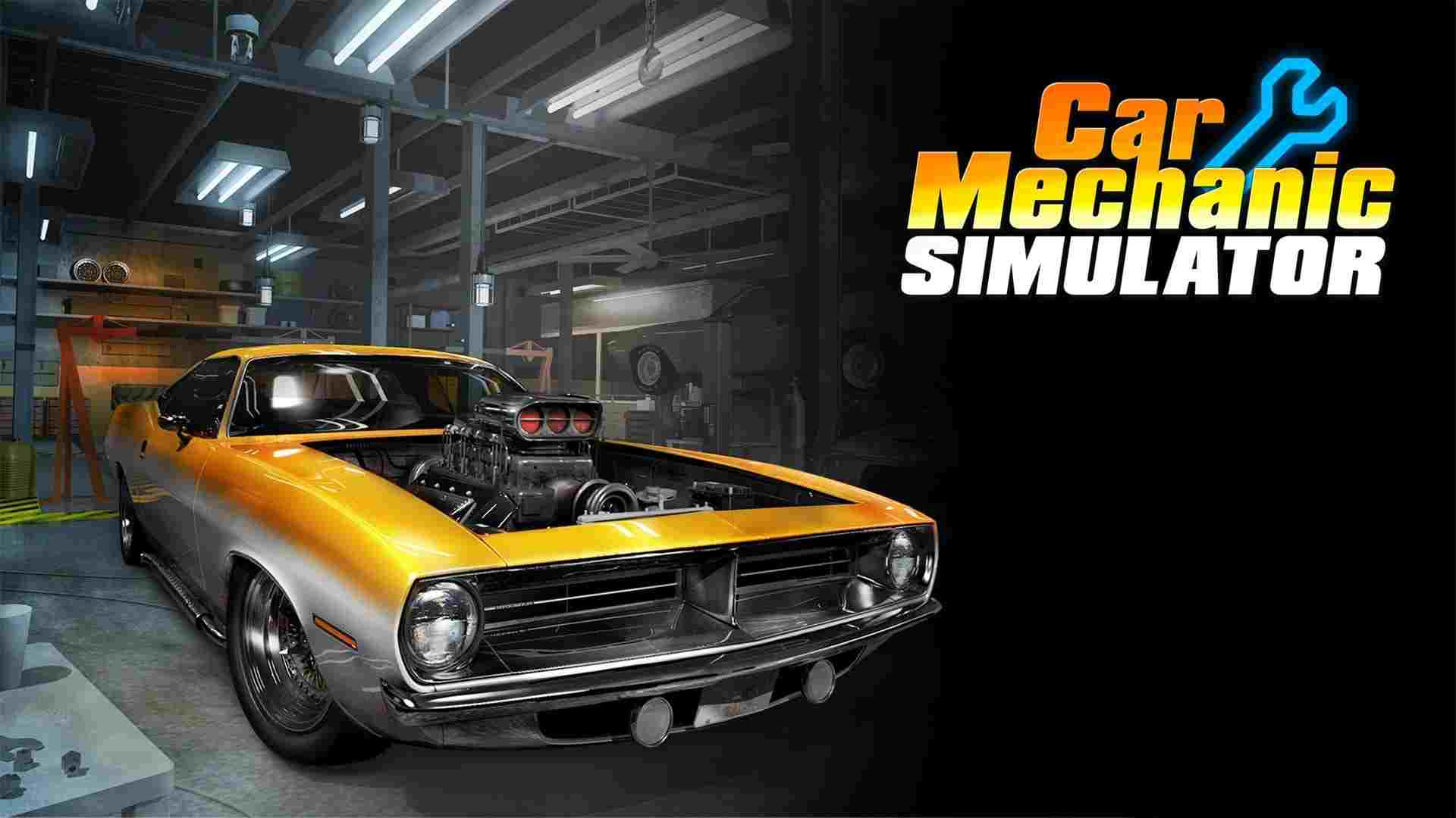 Car Mechanic Simulator mod icon