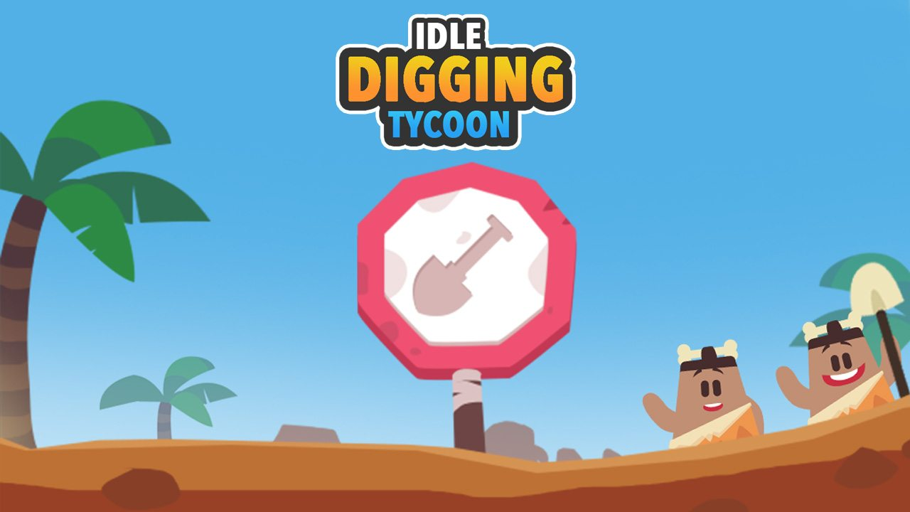 Idle Digging Tycoon mod icon
