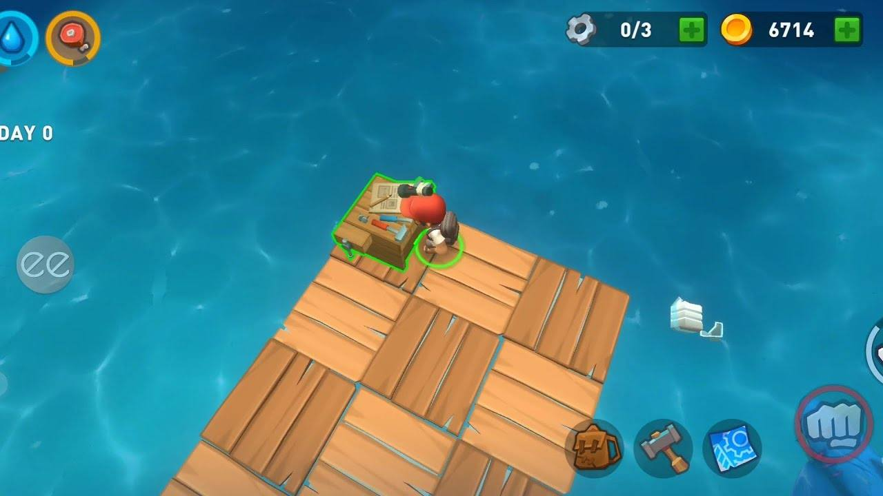 game Epic Raft mod