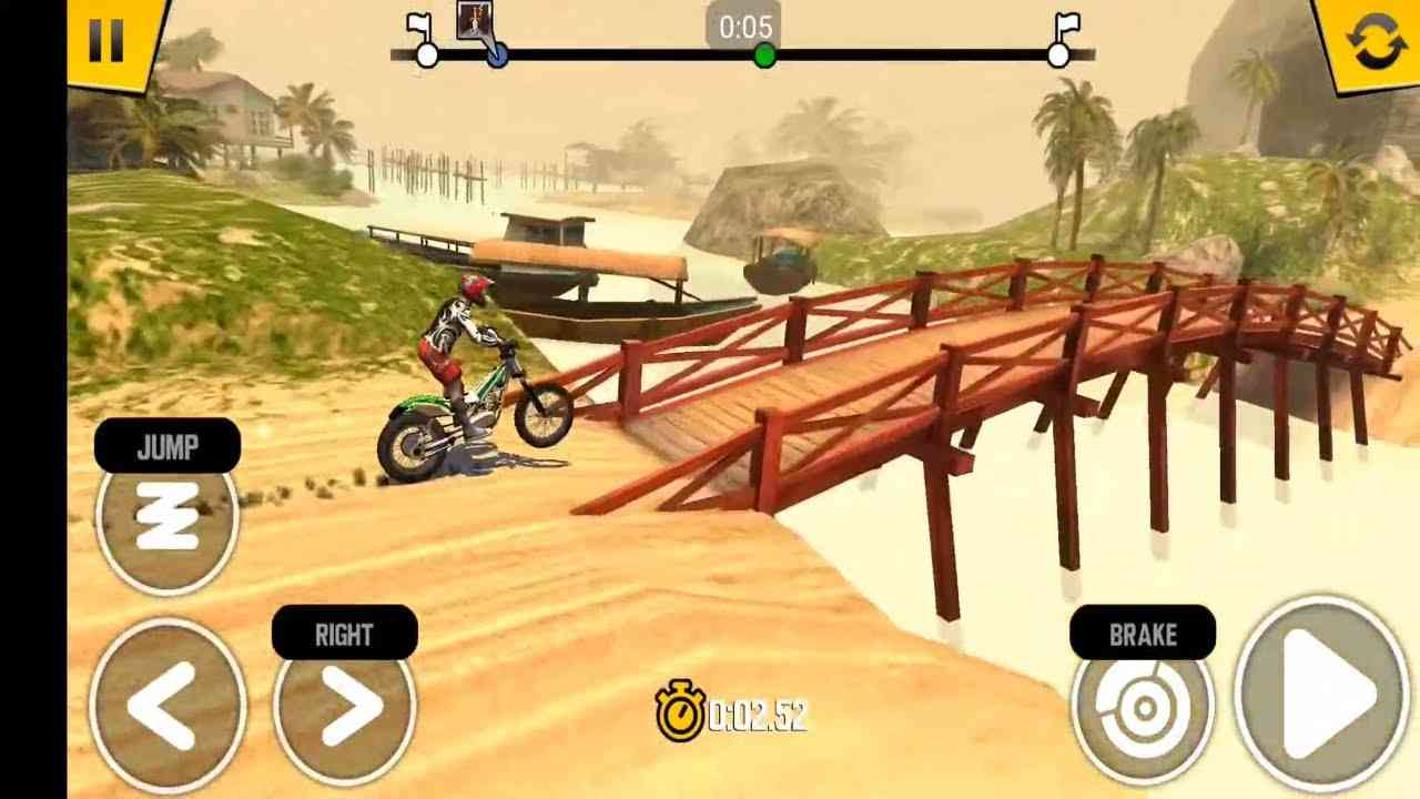 Game Trial Xtreme 4 Mod