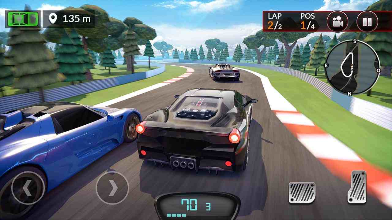 Drive for Speed Mod