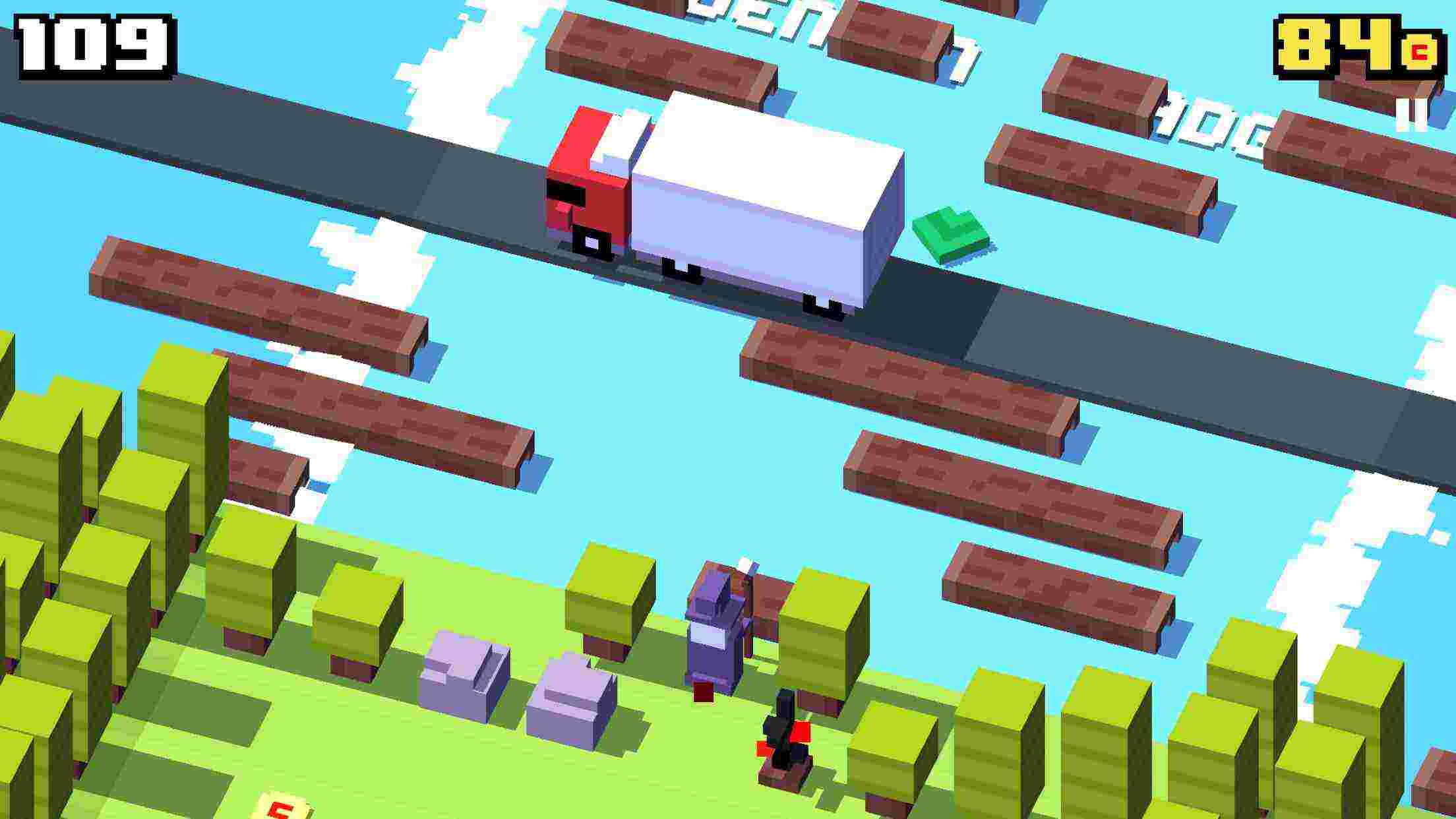 Game Crossy Road Mod