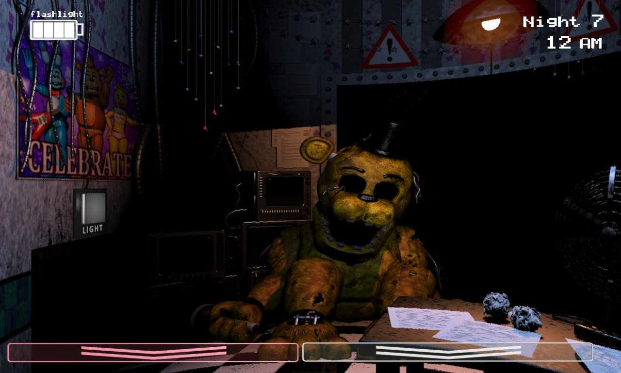 Download Five Nights at Freddy's 2 Mod