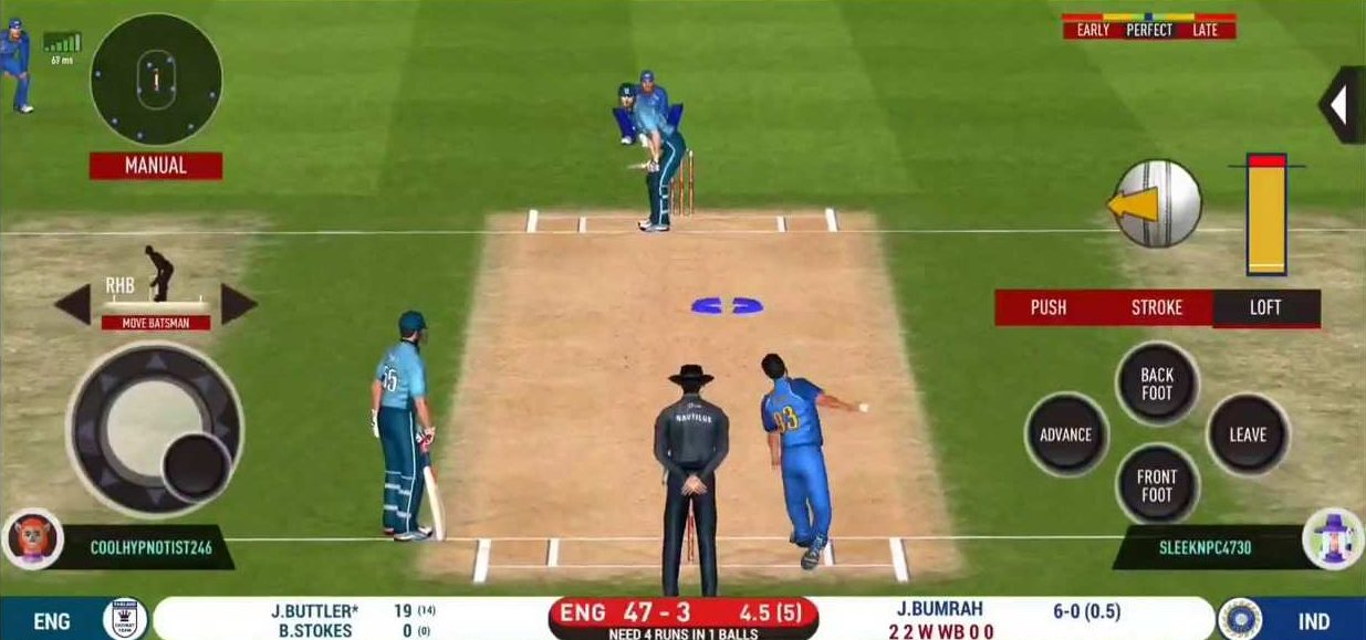 Game Real Cricket 20 Mod