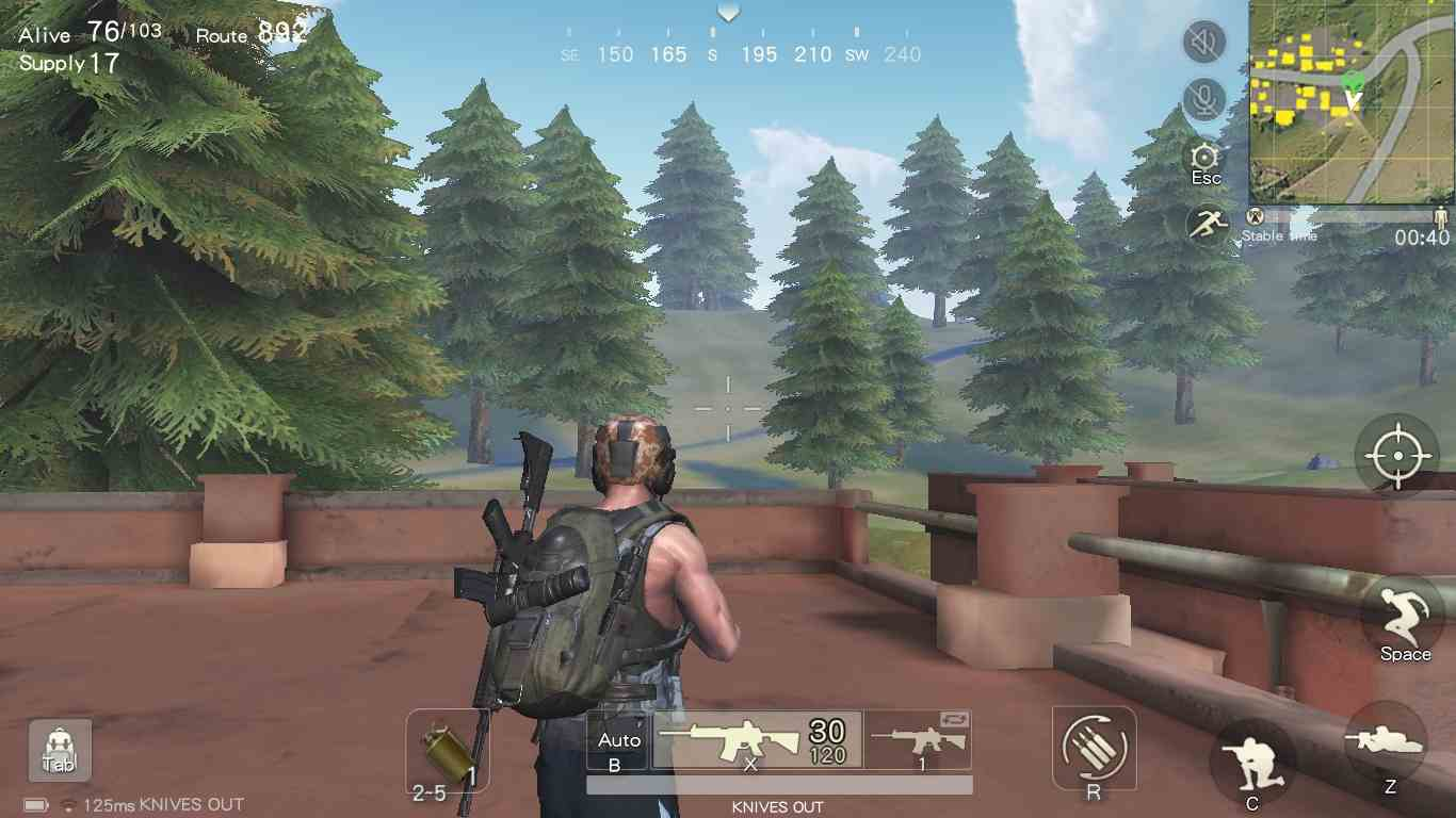Knives Out mod apk for android